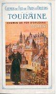 Chemins De Fer De Paris à Orléans. Touraine - Europe
