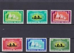 Caiman Nº 279 Al 284 - Caimán (Islas)