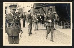 Postcard / ROYALTY / Belgique / België / Roi Leopold III / Koning Leopold III / Ecole Militaire / Bruxelles / 1938 - Personnages