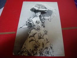 ROYAUME-UNI  Miss LOUISE RAYMOND  1906 - Royaume-Uni