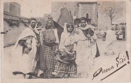 Algérie :  Sidi  : Carte  Décollée - Autres Villes