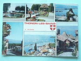 V5-3-dep.74-haute Savoie--thonon Les Bains-multivues-6vues-blason - Thonon-les-Bains