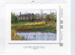 COLLECTOR MINTIMBRAMOI LES HAUTS DE SEINE Parc Des Impréssionnistes Clichy Neuf - France