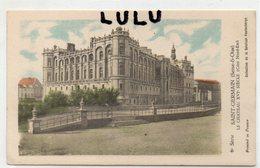 DEPT 78 : Carte Historique ; Maisons Laffitte Le Château Coté Du Parc  : Coll. De La Solution Pautauberge - Maisons-Laffitte