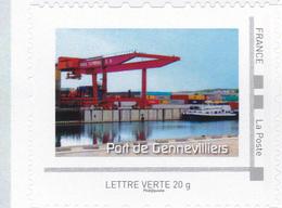 COLLECTOR MINTIMBRAMOI LES HAUTS DE SEINE Port De Gennevilliers Neuf - France