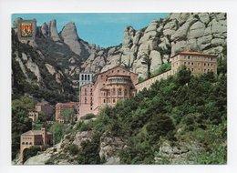 Espagne: Montserrat, Absida De La Basilica (18-2031) - Espagne