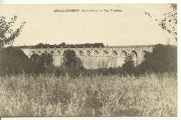 52 - CHALINDREY / LE VIADUC - Chalindrey