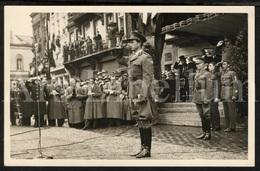 Postcard / ROYALTY / Belgique / België / Roi Leopold III / Koning Leopold III / Verviers / 1938 - Verviers