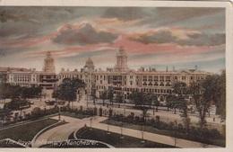 MANCHASTER - THE ROYALINFIRMARY, Gel.1921 - England