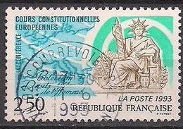 Frankreich  (1993)  Mi.Nr.  2954  Gest. / Used  (4bb12) - Frankreich