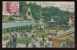 LUHACOVIE - LAZENSKE NAMESTI - Tchéquie