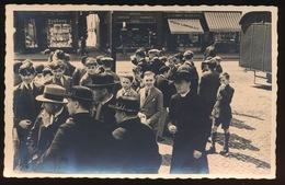 FOTOKAART SCHOOLREIS JONGENS SINT HENDRIKSCOLLEGE IN 1933 ( SCHAARBEEK ) - Deinze
