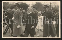 Postcard / ROYALTY / Belgique / België / Roi Leopold III / Koning Leopold III / Gentse Floraliën / 1938 - Gent