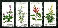 Taiwan 2013 Herb Plants Stamps (I)  Plant Flower Flora Edible Vegetable Medicine - Nuovi