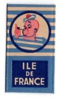 Lame De Rasoir Ile De France. Razor Blade. - Razor Blades