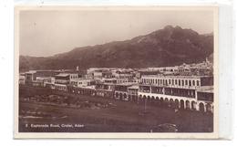 YEMEN - ADEN, Esplanade Road, Crater - Jemen