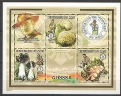 Mali 1997  Mushrooms/ Champignons  Scout Scoutism MNH - Champignons