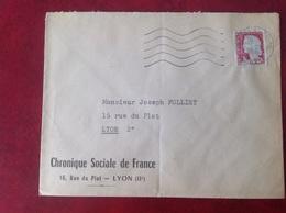 Lyon Chronique Sociale - 1921-1960: Moderne