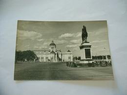 CARTOLINA BANGKOK  THE EQUESTRIAN STATUE OF KING RAMA V - Tailandia