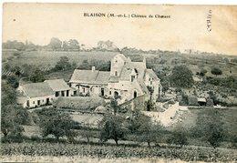 BLAISON SAINT SULPICE - Château De Cheman - France