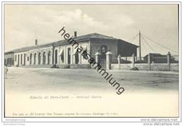 Santiago De Cuba - Estacion Del Ferro-Carril - Railroad Station Ca. 1900 - Cuba
