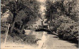 14 - EVRECY --  Moulin De Flavigny - Altri Comuni