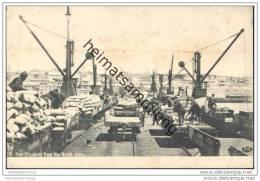Port Elizabeth From The North Jetty Ca. 1905 - Südafrika
