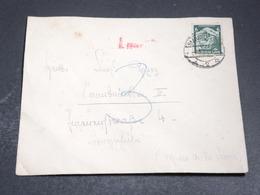 ALLEMAGNE - Enveloppe De Saarbrucken En 1935 - L 20397 - Allemagne