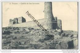 Toledo - Castillo De San Servando - Toledo