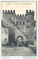 Toledo - Puerta Del Sol - Fachada Posterior - Toledo