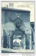 Toledo - Puerta Del Corral De Dom Diego - Toledo