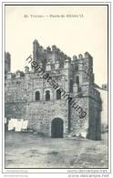 Toledo - Puerta Alfonso VI. - Toledo