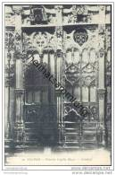 Toledo - Exterior Capilla Mayor - Catedral - Toledo