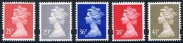 Grande-Bretagne - Elizabeth II (année 1993) 1710/1714 ** - 1952-.... (Elizabeth II)