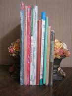EXCEPTIONNEL  ! LOT DE 10 LIVRES SCOLAIRES ANCIENS-NEUFS-Français,Math,Orthographe,lecture,HISTOIRE,SCIENCES,etc. - Books, Magazines, Comics