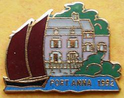 ..EE..19 )......ECUSSON.....PORT  ANNA.....Port-Anna Est Un Port De La Commune De Séné. Il S'agit Du Dernier Port De ... - Steden