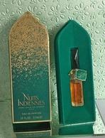 """Miniature """"NUITS INDIENNES"""" De JEAN-LOUIS SCHERRER Eau De Parfum  3,7 Ml Dans Sa Boite (M076) - Miniatures Modernes (à Partir De 1961)"""