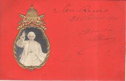 Thèmes -  Christianisme - Papes - Léon XIII - 1901 - Papes