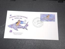 POLYNÉSIE - Enveloppe FDC En 2014 , Piri Ma - L 20425 - FDC