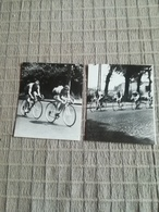 Velo Wielrennen Cycling - Foto : Borgerhout Anno ± 1980 - Number Plates