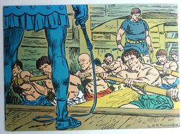 TRES RARE CHROMO IMAGE PUBLICITAIRE SHAMPOOINGS DOP 7 - BEN HUR FUNCKEN 60's - Süsswaren