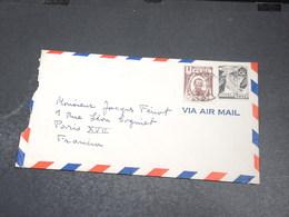 PEROU - Enveloppe Pour La France - L 20434 - Pérou