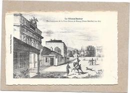 DEPT 54 - LE VIEUX NANCY - Vue Intérieure De La Porte Neuve  - ROUIL** - - Nancy
