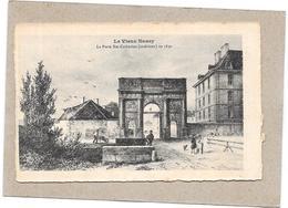 DEPT 54 - LE VIEUX NANCY - La Porte Sainte Catherine En  1830  - ROUIL** - - Nancy