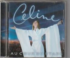 Cd CELINE DION Au Cueur Du Stade Etat: TTB Port 110 Gr Ou 30gr - World Music