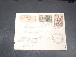 CAMEROUN - Enveloppe En Recommandé De Kribi Pour La France En 1945 - L 20447 - Cameroun (1915-1959)