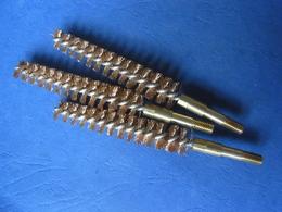 LOT 3 ECOUVILLONS MILITAIRES / FAMILLE MAS / FABRICATION ORIGINALE - Decorative Weapons