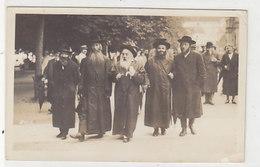 Jüdische Persönlichkeiten - Karte In Marienbad Gelaufen - Fotokarte - 1932    (180722) - Judaísmo