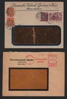 GERMANY CHEMICAL FACTORIES PIRNA BERLIN 1922 1935 - Germany