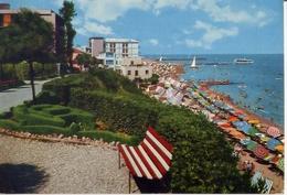 Gabicce Mare - Passeggiata E Veduta Della Spiaggia - Formato Grande Viaggiata – E 6 - Rimini